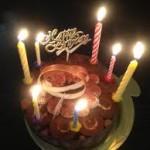 birthday cake for strongerhead
