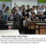 MIS DSMM 1st intake class photo with Jason Tan Strongerhead Take 3
