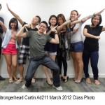Jason Tan Strongerhead Curtin Ad211 Mar 2012 fun class