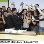 Jason Tan Strongerhead MIS DSM 71 class photo