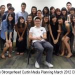 Jason Tan Strongerhead Media Planning Mar 2012 Class photo