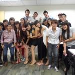 Strongerhead Media Planning class photo