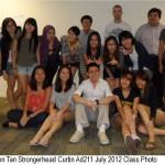 Jason Tan Strongerhead Curtin Ad211 July 2012 class photo 2