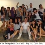 Jason Tan Strongerhead Curtin Ad211 July 2012 class photo 3