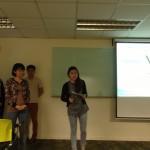 Strongerhead Class presentation