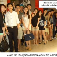 Jason Tan Strongerhead Career outfield trip to GV