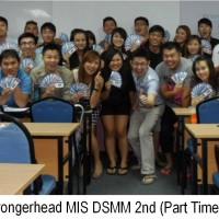 Jason Tan Strongerhead DSMM 2 Class photo