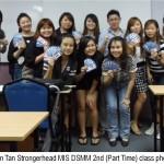 Jason Tan Strongerhead DSMM 2 Class photo ladies only