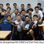 Jason Tan Strongerhead DSMM 2 Class photo men only