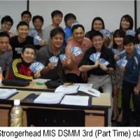 Jason Tan Strongerhead MIS DSMM 3 class photo