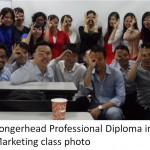 Jason Tan Strongerhead Professional Diploma class photo