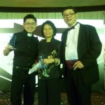 MIS Lecturers award winners 2012