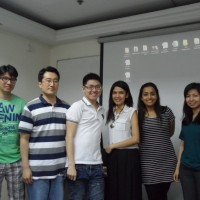 Jason Tan Strongerhead GDM MIS Marketing Communications Class photo