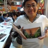 Jason Tan Strongerhead Ad391 class 22