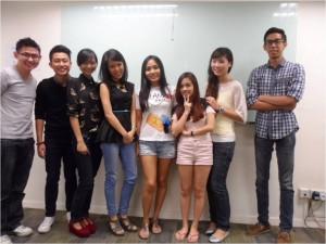 Jason Tan Strongerhead Advertising Strategy Class Photo 2