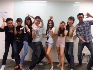 Jason Tan Strongerhead Advertising Strategy Class Photo
