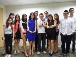 Jason Tan Strongerhead Curtin Account Planning Class photo 2