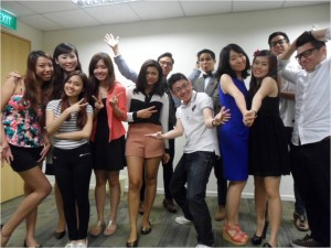 Jason Tan Strongerhead Curtin Account Planning Class photo