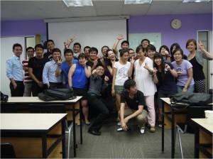 Jason Tan Strongerhead DSMM 5&6 PT class photo 2