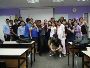 Jason Tan Strongerhead DSMM 5&6 PT class photo 3