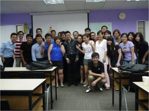 Jason Tan Strongerhead DSMM 5&6 PT class photo