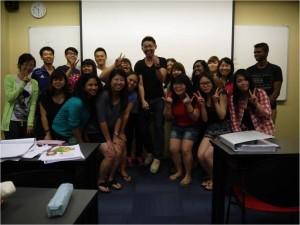 Jason Tan Strongerhead FOM PSB class photo Jul 2013 2