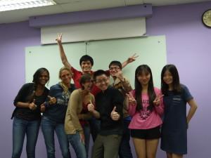 Jason Tan Strongerhead DDM 23 Oct 2014 Class photo 3
