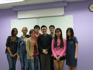 Jason Tan Strongerhead DDM 23 Oct 2014 Class photo