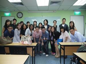 Jason Tan Strongerhead PDM Sept 2013 Class photo 2