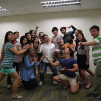 Curtin Advertising Class with Strongerhead