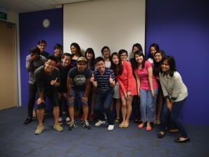 Kaplan MCom Class with Jason Tan lecturer