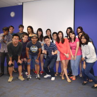 MCom Class with Jason Tan Strongerhead