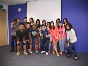 MCom Class with Jason Tan Strongerhead