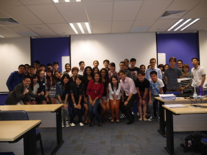 PTDipMM7 class photo with Jason Tan Strongerhead