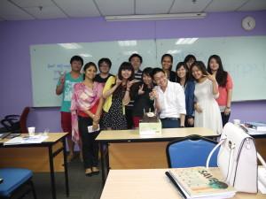 Strongerhead Direct Digital Marketing Degree class