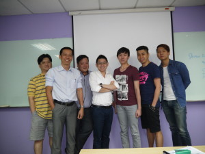 Strongerhead UWE Digital marketing degree class