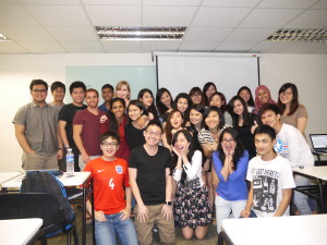 Ad310 Class photo with Strongerhead