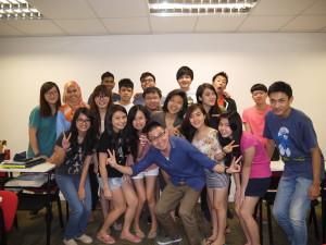 Full time Media Planning Strongerhead class photo