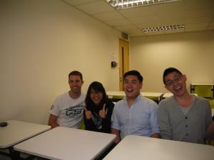 Media planning PT class photo with Strongerhead 2