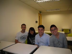 Media planning PT class photo with Strongerhead