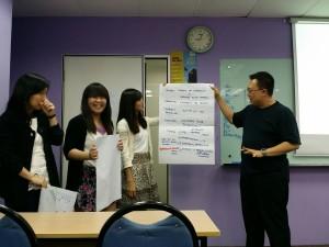 GDM post graduate diploma class presentation