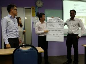 GDM Marcom post graduate diploma class presentation