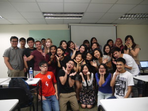 Ad310 Class photo with Strongerhead 2