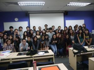 FTDipMcomm19 class photo