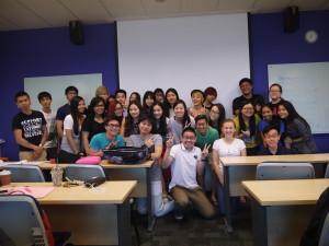 FTDipMcomm17&18 class photo