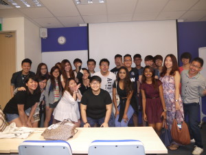 FTDipGS14&15 marketing principle class (delighted faces)