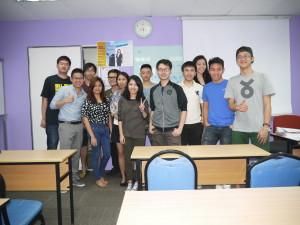 MIS DDM UWE class photo 1