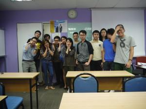 MIS DDM UWE class photo 2