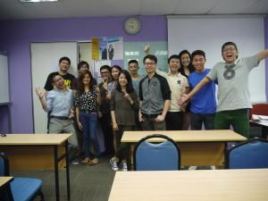 MIS DDM UWE class photo 3