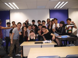 PTDipMM8 Consumer Behaviour class